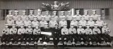 1963, 5TH FEBRUARY - DAVID CHALMERS, 56, RECR., ANNEXE, DREANOUGHT MESS THEN DUNCAN, 10 MESS, 21 CLASS, I AM BACK ROW 4TH FROM R