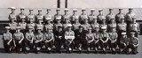 1971, 1ST SEPTEMBER - ROB STEELE, 27 RECR., ANNEXE, BULWARK, I AM FAR LEFT BACK ROW, COLIN BUTT IS 5TH FROM RIGHT FRONT ROW