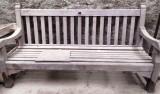 1961 - DAVID BOARER, ANSON, 20 MESS, PHOTO TAKEN IN 2020, B.