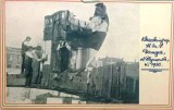 1930 - DAVID PERCIVAL, HMS GANGES BEING BROKEN UP, SEE DETAILS ON PHOTOS WHICH WERE TAKEN BY PARKS, A..jpg