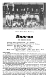 1958, 11TH FEBRUARY - ADRIAN CROSS, 11 RECR., HAWKE THEN DUNCAN DIVISION, 222 CLASS, DUNCAN DIVISIONAL NOTES, G.