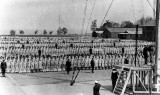 1930s - DICKIE DOYLE, DIVISIONS ON THE PARADE GROUND VERY EARLY 1930s.jpg