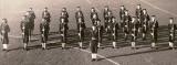 1950 - DEREK HARPER, GUARD OF HONOUR, K.B.R., GUARD CDR. INSTR. BOY FLINDELL, LEFT MARKER LDG BOY HARPER.jpg