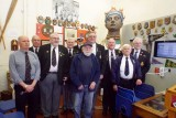 2017 - VISIT TO  THE MUSEUM BY ESSEX BRANCH OF THE SUBMARINERS ASS.