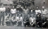 1968-70 - DOUG PROCTOR, RNSQ STAFF, I AM BACK ROW, FAR RIGHT, MY SECOND DRAFT TO GANGES WAS 1973-74 IN THE DENTAL CLINIC