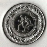 1972, 27TH JUNE - TOMMY MURRAY, 35 RECR., CROSS COUNTRY MEDAL. I