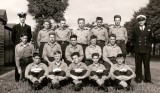 1961, 28TH AUGUST - PETER CLIPSTONE, DRAKE DIVISION, 27 MESS, NAMES BELOW.jpg