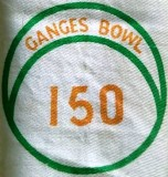 1972 - GEOFF WOODROW, GANGES BOWL, MY 150 BADGE, NEVER SEWN ON.jpg