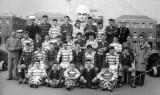 1957 - DAVID GARDNER, COLLINGWOOD, 44 MESS, 58 CLASS, GANGES RUGBY TEAM AWAY AT HMS ST. VINCENT, O..jpg