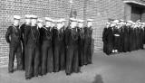 1957 - DAVID GARDNER, COLLINGWOOD, 44 MESS, A GROUP OF CALL BOYS, M..jpg