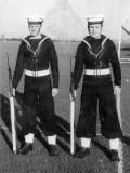 1957 - DAVID GARDNER, MYSELF AND ERIC MORETON, H..jpg