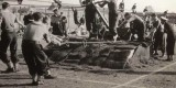 1963-64 - ROBERT LAWTON, RODNEY'S FIELD GUN TEAM, 'OVER THE HILL'.jpg