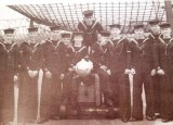 1953 - HAROLD BARRIE, BLAKE DIVISION, BOY COXSWAIN, I AM 2ND FROM RIGHT.jpg