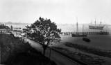 UNDATED - HMS GANGES AT SHOTLEY GATE.jpg