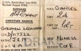 1970, SEPTEMBER - STEVE MARCHANT, JEM, 16 MESS, STATION CARD.jpg