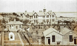 UNDATED - SCHOOLROOMS, LATER USED AS THE SEAMANSHIP SCHOOL AND THEN THE RADAR PLOT SCHOOL. SEE NOTE BELOW