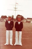 1971, 7TH JUNE - ALAN WILLIS, 271 CLASS, PART OF MAST MANNING TEAM, MYSELF AND PILKY PILINGTON.jpg