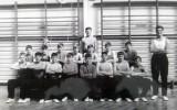 1966, 17TH OCTOBER - STEVE HOLDER, 88 RECR., HAWKE DIV., 49 MESS, I'M FRONT ROW 4TH FROM LEFT.jpg
