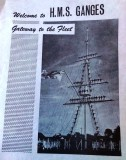 1972, 26TH JUNE - PAUL SAMPSON, LEANDER, THEN DRAKE, 9 MESS, 151 CLASS, WELCOME TO THE FLEET.jpg