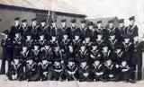 1937 - SAMUEL McKEOWN, CLASS PHOTO, SAMUEL IS STANDING FRONT RIGHT.jpg
