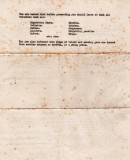 1948 - D.W. ROBSON, LETTER FROM RECRUITING OFFICE, JOINING INSTRUCTIONS, PAGE 2..jpg