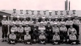 1970, 20TH APRIL - JACK WILKINS, 17 RECR., ANNEXE, RESOLUTION, I AM 2ND ROW DOWN, 6TH FROM LEFT.jpg