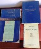 1965, 6TH SEPTEMBER - STEPHEN RAYNER, DRAKE, 1 MESS, 322 CLASS, INSTR. CPO TEL COTTAM.