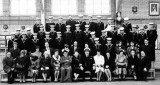 1966, 14TH NOVEMBER - ANT RUSSELL, 89 RECR., CONFIRMATION CLASS, MUM AND SISTER NEXT TO CAPT. WATSON.jpg