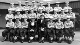 1959, 5TH MAY - DAVE EVANS, 22 RECR., IN THE ANNEXE, THEN  KEPPEL, 5 MESS.jpg