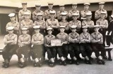 1957, 7TH MAY - DENIS WOODHAMS, 04 RECR., GRENVILLE, 17 MESS, POSSIBLY 130  CLASS, QUESTION MARK.jpg