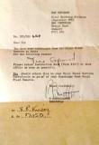 1960, 5TH SEPTEMBER - STEVE KINROY, DISCHARGE LETTER.jpg
