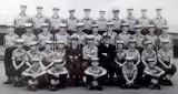 1972, JULY - MICHAEL O'HARA, ANNEXE, RESOLUTION, I AM TH FROM RIGHT IN 3RD ROW.jpg