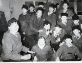 1964 - LAWRENCE CLAYDON, GRENVILLE, 24 MESS, EXPED TO DARTMOOR IN WINTER, BABY STOKERS WANTING TO GET DOWN THE BOILER ROOMS