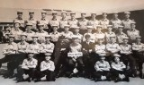1970, 18TH MAY - PHIL TEESE, 18 RECR.,  ANNEXE, BULWARK, I AM MIDDLE ROW, 2ND FROM RIGHT, 1.