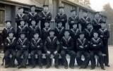 UNDATED - BOY SIGNALMEN WITH THEIR INSTR. PETTY OFFICER, DONATED BY JIM WORLDING.jpg