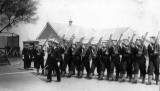 UNDATED - GUARD MARCHING PAST, DONATED BY JIM WORLDING, 1..jpg