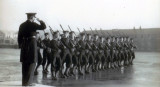 UNDATED - GUARD MARCHING PAST, DONATED BY JIM WORLDING, 2..jpg