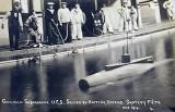 1916, AUGUST - JIM WORLDING, GERMAN SUBMARINE UC5, SEE DETAILS ON PHOTO.jpg