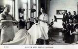 C1913 - JIM WORLDING, BARBERS SHOP, POST CARD, POSTEMARK 8TH AUGUST 1913.jpg