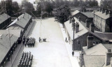 UNDATED - JIM WORLDING, BOYS MARCHING ON THE QD, TAKEN FROM THE MAST.jpg