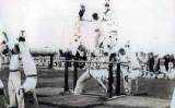 UNDATED - JIM WORLDING, GYMNASTICS DISPLAY, AT A FETE, PROBABLY 1916.jpg