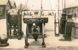 UNDATED - JIM WORLDING, CAPSTAN AND BITS ON THE QUARTER DECK, 2..jpg
