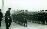 UNDATED - GUARD BEING INSPECTED BY CAPTAIN.jpg