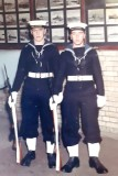 1966, 26TH APRIL - NEIL CARHART, 84 RECR., FROBISHER, 733 CLASS, MY BROTHER NIGEL, ON THE LEFT,  JANUARY 1969.jpg