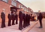 1975, 3RD JUNE - ADIE LOVELL, PIPING PARTY ON PARENTS' DAY.jpg