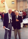 2001 - DICKIE DOYLE, FRED BUNDAY ON RIGHT, GANGES 1915, AGED 101, EX CHIEF TEL, TAKEN AT PAKEFIELD REUNION.jpg