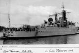 1962, 30TH APRIL - KEN F. RIGDEN, 49 RECR., FROBISHER, 147 CLASS, WE DID OUR SEA TRAINING ON HMS VENUS, F..jpg