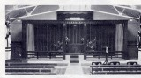 1938 - DICKIE DOYLE, NEW FREE CHURCH OPENED IN 1938 IN THE OLD SWIMMING POOL AREA.jpg