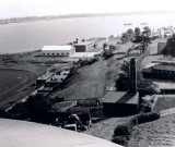 1970'S - VIEW OF THE ATHLETICS TRACK,ENRIGHT BLOCK AND HANGER, PHOTO COURTESY ANNE BERRY, E.jpg