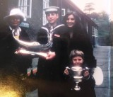 1975, SEP-NOV - CHRISTOPHER GREENHOUGH, WITH CAPT.'s TROPHY AND MY MOTHER, SISTER AND BROTHER, SEE NOTE BELOW.jpg